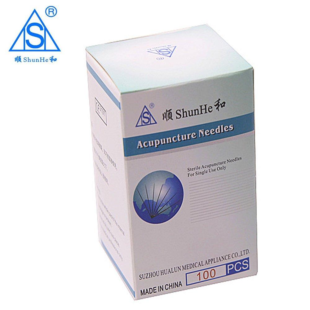 steel handle acupuncture needle